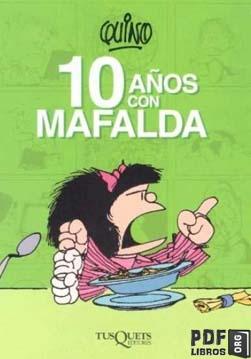 Libro PDF: 10 años con mafalda