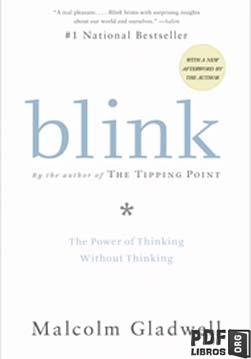 Libro PDF: Blink inteligencia intuitiva