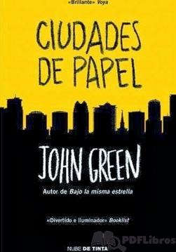 Ciudades de papel John Green PDF