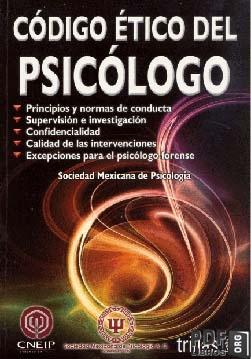 Libro PDF: Codigo etico del psicologo