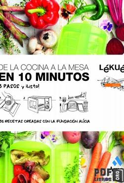 De la cocina a la mesa en 10 minutos pdf for Cocinar en 10 minutos