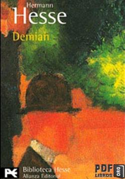 Demian Hermann Hesse PDF