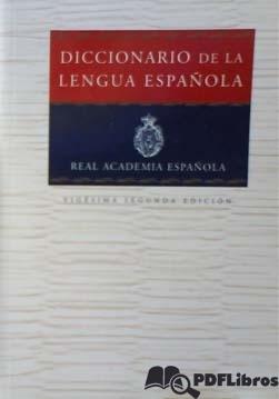 Libro PDF: Diccionario de la lengua española