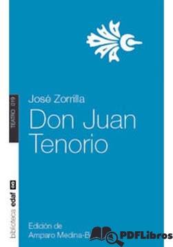 Libro PDF: Don Juan Tenorio