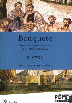 Libro PDF: El banquete