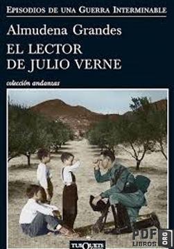 Libro PDF: El lector de Julio Verne