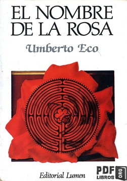 Libro PDF: El nombre de la rosa