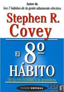 Libro PDF: El octavo habito