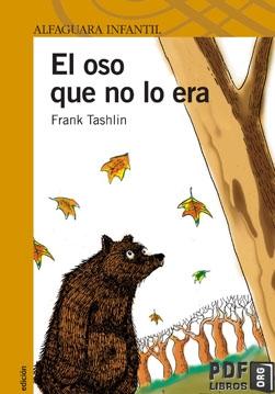 Libro PDF: El oso que no lo era