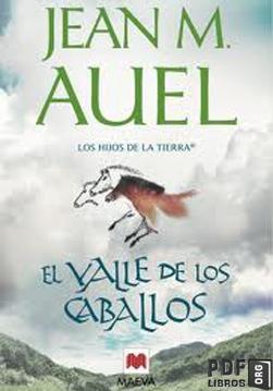 Libro PDF: El valle de los caballos