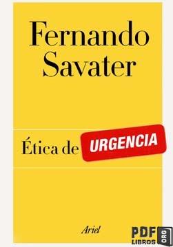 Libro PDF: Etica de urgencia
