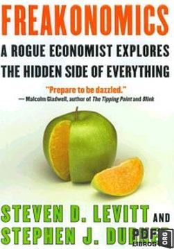 Libro PDF: Freakonomics