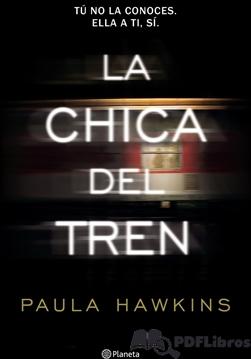 Libro PDF: La chica del tren