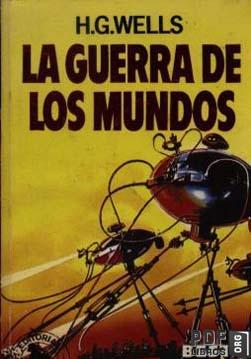 Libro PDF: La guerra de los mundos