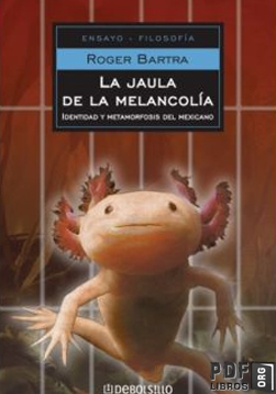 Libro PDF: La jaula de la melancolia