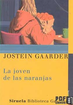 Libro PDF: La joven de las naranjas