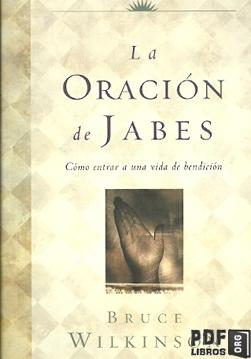 Libro PDF: La oracion de jabes