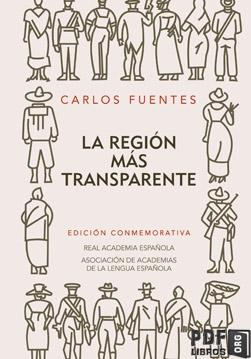 Libro PDF: La region mas transparente