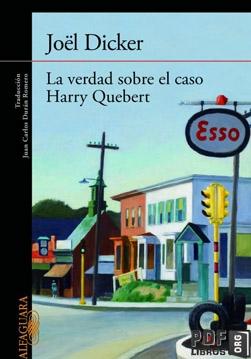 Libro PDF: La verdad sobre el caso Harry Quebert