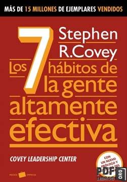 Libro PDF: Los 7 habitos de la gente altamente efectiva
