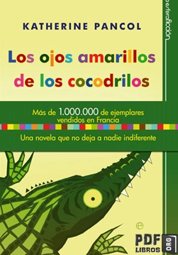 Libro PDF: Los ojos amarillos de los cocodrilos