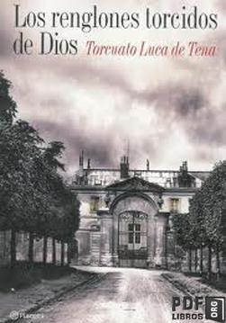 Libro PDF: Los renglones torcidos de dios