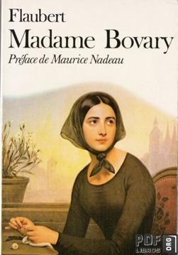 Libro PDF: Madame bovary