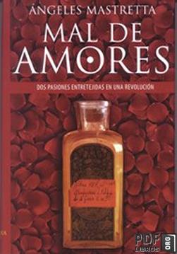 Libro PDF: Mal de amores