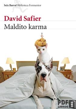Libro PDF: Maldito karma