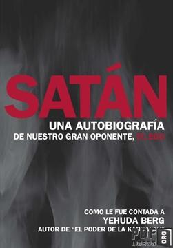 Libro PDF: Satan una autobiografia