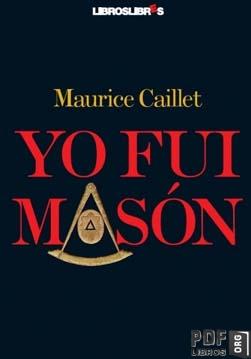 Libro PDF: Yo fui mason
